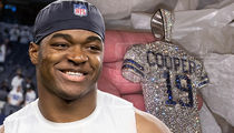 Amari Cooper Hints at Cowboys Future with Diamond Jersey, Worth $65k!