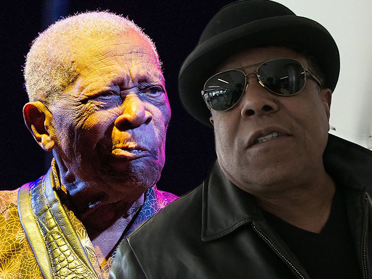 Band Featuring Tito Jackson Sued By B.B. King Music ...