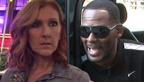 Celine Dion Pulls Song 'I'm Your Angel' with R. Kelly from All Music Services