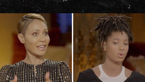 Jada Pinkett Smith's Glad She Protected Willow in Light of 'Surviving R. Kelly'