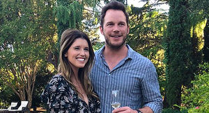 Katherine Schwarzenegger Hits the Town w/ Engagement Bling After Chris Pratt Proposed