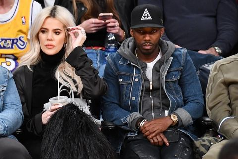 Khloe Kardashian and Rich Paul