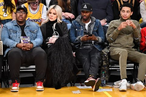 Khloe Kardashian and Rich Paul