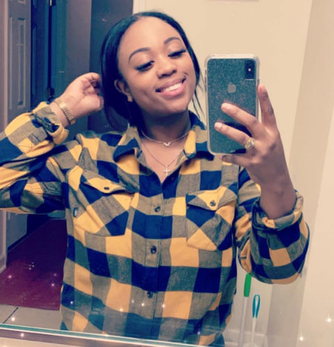 Dee Dee Davis -- now 22 years old -- was spotted on social media looking reflective.