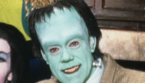 Herman on 'The Munsters Today' 'Memba Him?!