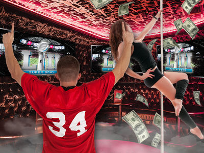 Atlanta Strip Clubs Band Together to Stay Open on Super Bowl Sunday
