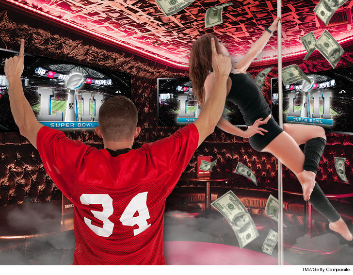 Houston has tough strip club laws