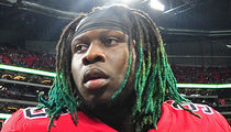 Atlanta Falcons DE Takkarist McKinley Detained By Police, Mental Evaluation