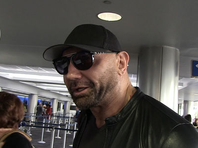 Dave Bautista Wishes Chris Pratt Could be His Son-in-Law