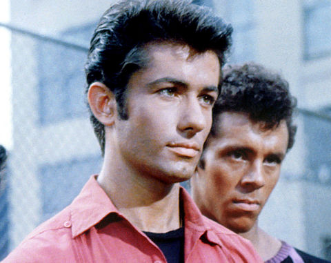 "Dancer George Chakiris is best known for playing Bernardo -- leader of the Puerto Rican street gang, the Sharks -- in the snappy 1961 film, ""West Side Story."""