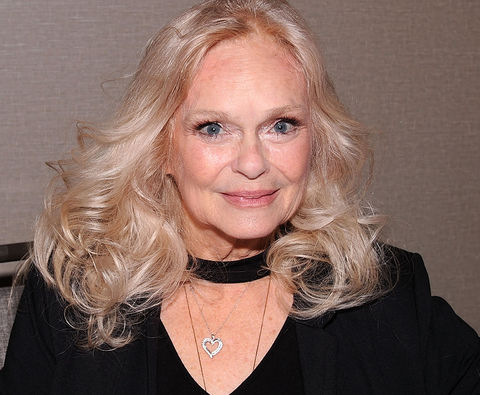 Lynda Day George -- now 74 years old -- was spotted looking stuck in time.