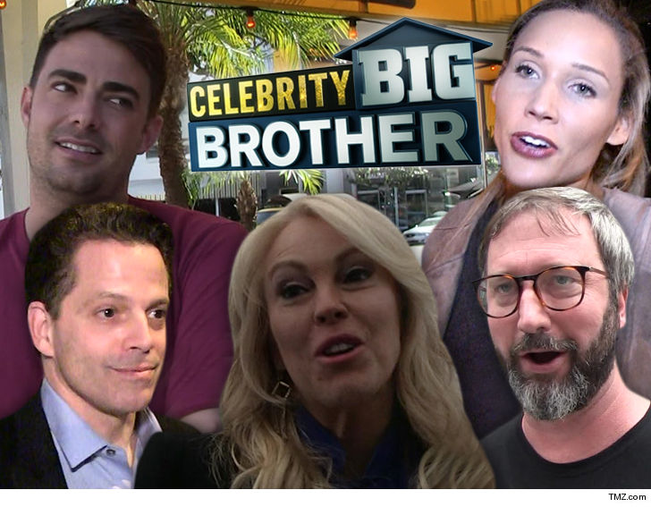 Celebrity Big Brother Season 2 Cast Revealed 2019 - YouTube