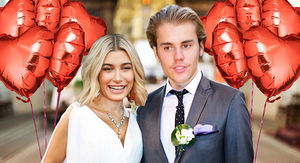Justin & Hailey Bieber Getting Married A Second Time in L.A. Wedding