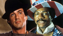 Sly Stallone Regrets Killing Off Apollo Creed In 'Rocky IV'