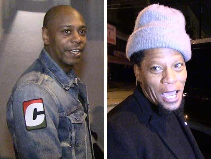 Dave Chappelle My Skits Mocking R. Kelly Scandal ... Hmm, IDK ... I Gotta Watch It Again