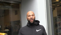 Common Says NFL Doesn't Support Black People, 'I'm with Kap'