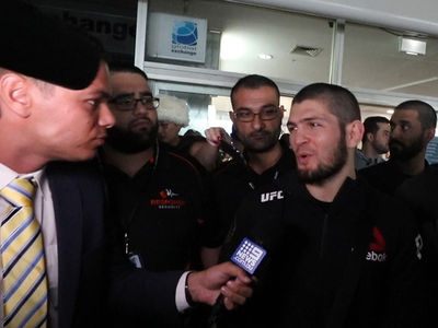 Khabib Nurmagomedov Says Conor McGregor Doesn't Deserve Rematch