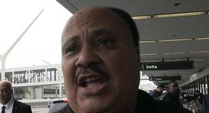 Martin Luther King III Says His Dad Would View Trump Shutdown as 'Inhumane'