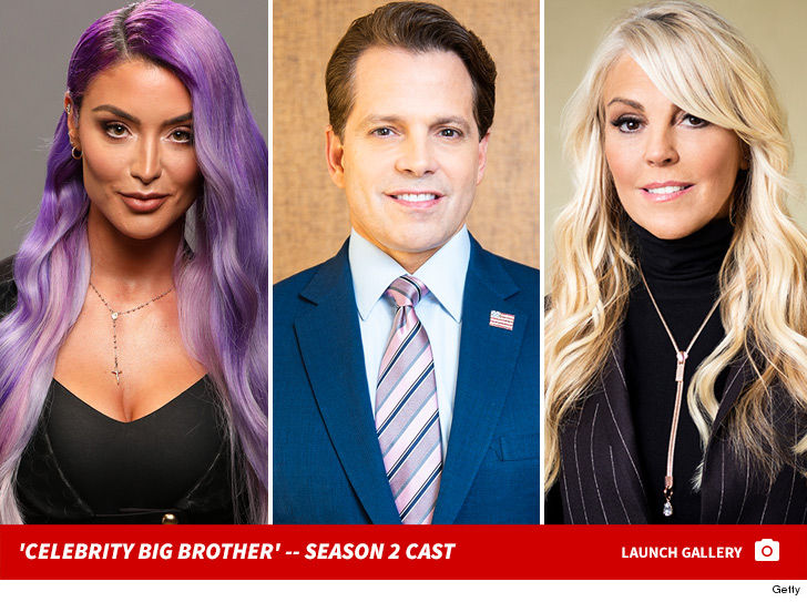 'Celebrity Big Brother' Season 2 Cast Revealed