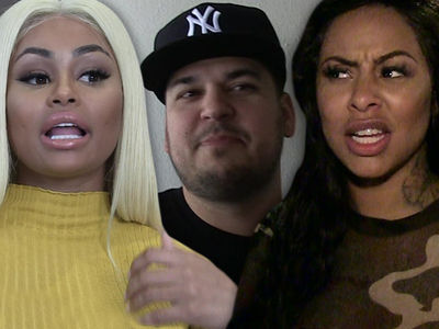 Blac Chyna & Alexis Skyy's Fight Was Over Rob Kardashian