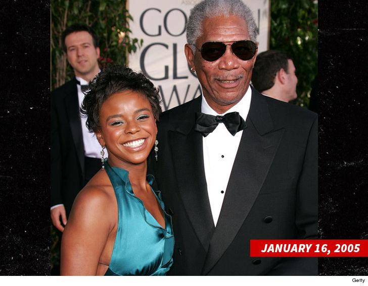 Morgan Freeman Granddaughter's Killer Gets 20 Years