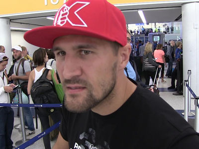 Sergey Kovalev Charged with Felony Assault, Allegedly Punched Woman