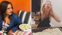 22 Photos of Corny Stars for to Celebrate Popcorn Day!