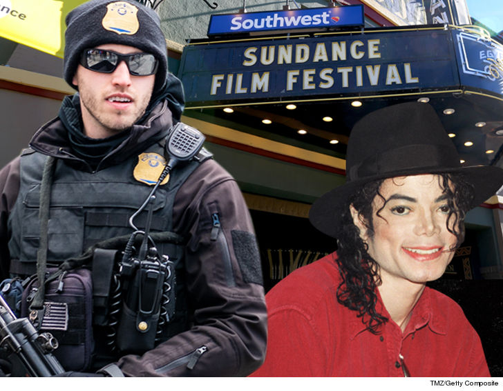 1ba5d80e5e0e Cops On Alert for Protests During Michael Jackson Sundance Documentary
