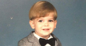 Guess Who This Tuxed Up Tot Turned Into!