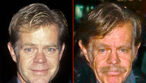 William H. Macy -- Good Genes or Good Docs?!