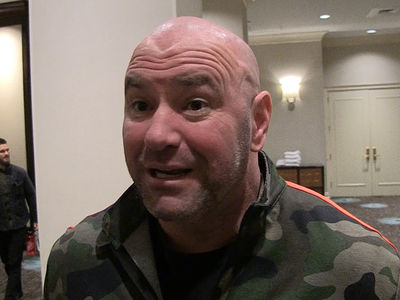 Dana White Responds to Ariel Helwani, 'I Don't Give a Sh*t What He Thinks'