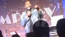 Dave Chappelle Says R. Kelly 'Goons' Threatened Him After 'Piss on You' Skit