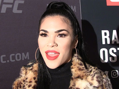 UFC's Rachael Ostovich 'Grateful' to Fight After Domestic Violence Attack