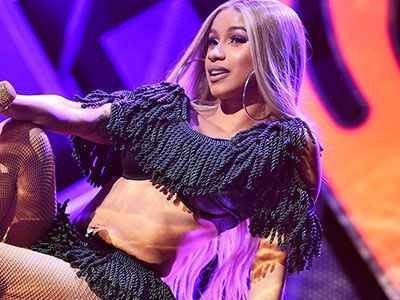 Cardi Rails Against Trump Shutdown In EPIC Rant -- Diddy Says THIS Video Will 'Go Down In History'