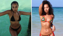 Leigh-Anne Pinnock's Vacay In Jamaica ... See The Sexy Singer's Tropical Takes!