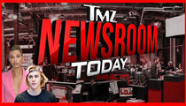TMZ Newsroom: Justin & Hailey Bieber Getting Married A Second Time in L.A. Wedding