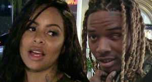 Fetty Wap's BM Lezhae Arrested Over Feud with Alexis Skyy Involving Knife