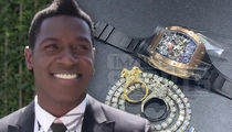 Antonio Brown Goes on $500k Jewelry Shopping Spree