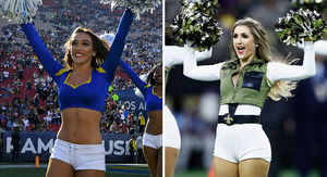 Rams vs. Saints Cheerleaders -- Who'd You Rather?!