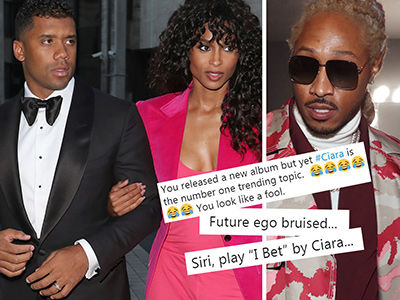Future Gets ANNIHILATED on Twitter for Questioning Russell Wilson's Manhood