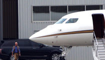 Jeff Bezos Spotted for First Time Since Divorce News Boarding Private Jet