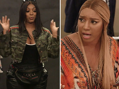 'RHOA' Fight Night: Eva Accuses Porsha of 'Character Assassination' & NeNe EXPLODES on WHO!?