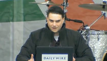 Ben Shapiro Says Nobody Who's Pro-Life Would Kill Baby Hitler