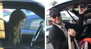 Katherine Schwarzenegger Proves Her Love for Chris Pratt with Airport Run