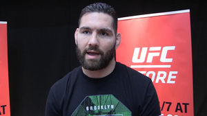 Chris Weidman Calls Out Jon Jones, I'll Take His Belt!