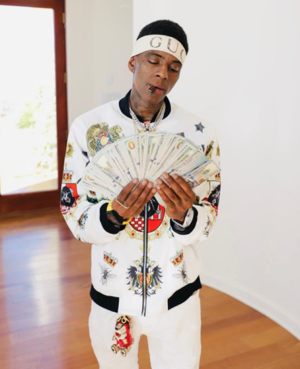 Soulja Boy's Money Shots