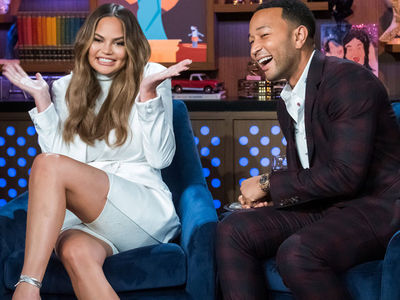John Legend on Why He Spoke Out Against R. Kelly -- Plus, What He Thinks About Those Who Didn't