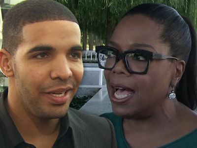 Oprah Does Drake's 'In My Feelings' Challenge for Magazine Shoot