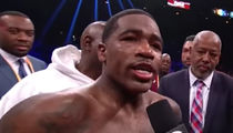 Adrien Broner Unloads on Jim Gray after losing to Manny Pacquiao