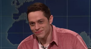 Pete Davidson Addresses Personal Crisis on 'SNL' and It's Funny